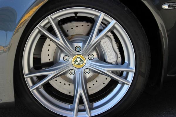 Y- Speichenfelge für Lotus Exige V6