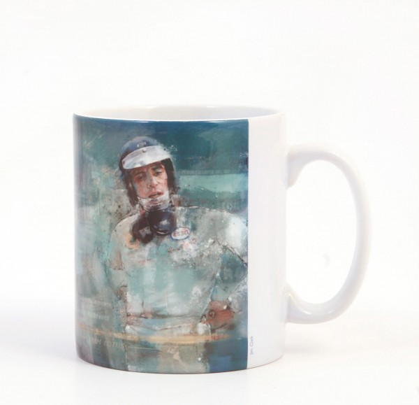 Tasse Jim Clark Worldchampion