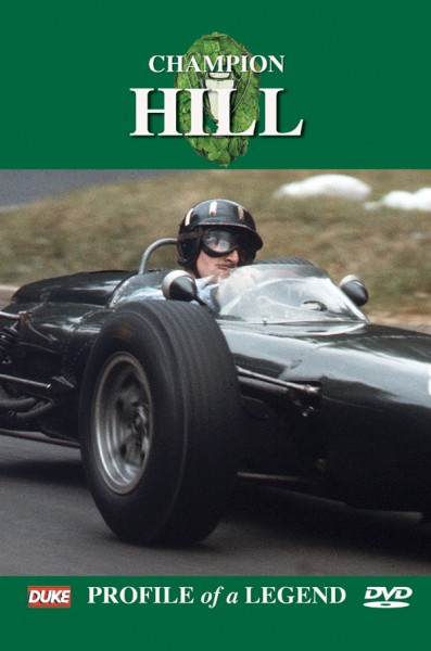 DVD Graham Hill