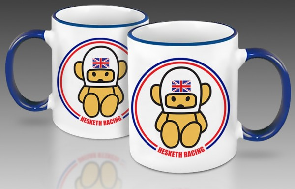 Tasse Hesketh James Hunt