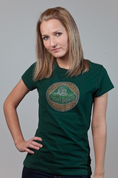 Team Lotus T-Shirt women green