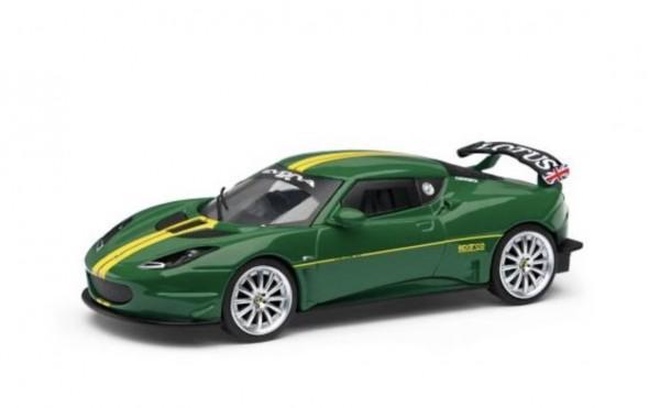 Modellauto Lotus Evora GT4 Show Car