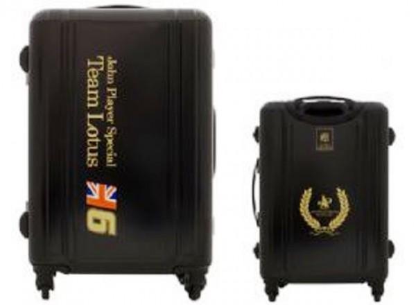 Classic Team Lotus Trolley Case