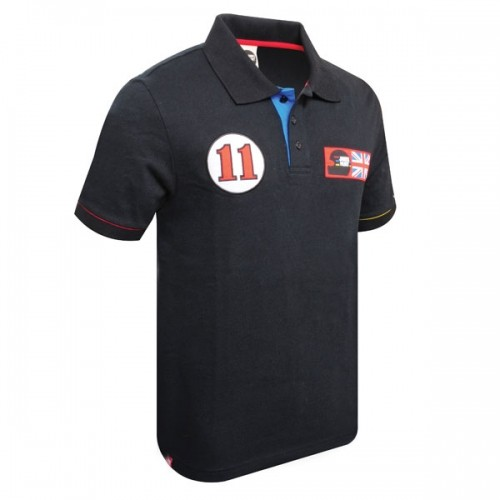 James Hunt Polo-Shirt