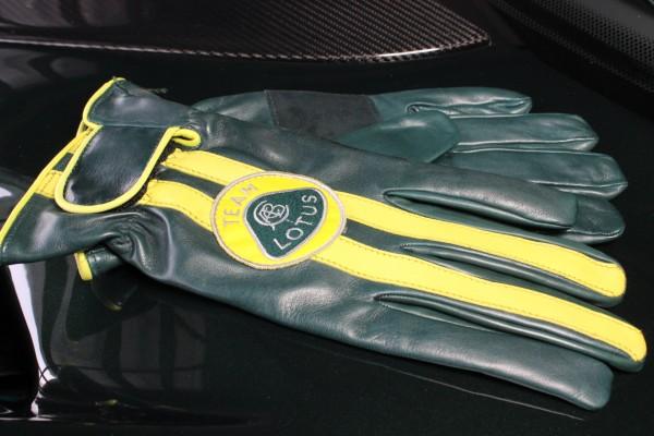 Fahrerhandschuhe Lotus / Driver Gloves