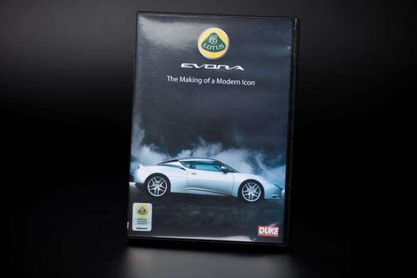 DVD Lotus Evora
