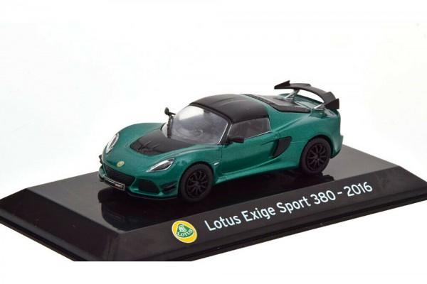Modellauto Lotus Exige Sport 380