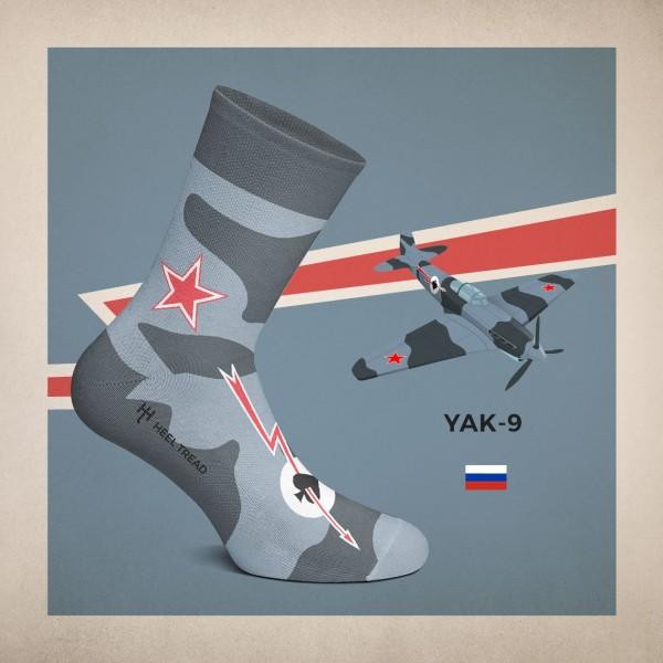 YAK-9 Socken