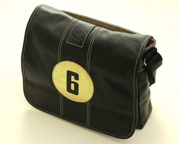 Lotus JPS NO.6 Messengerbag/ Umhängetasche