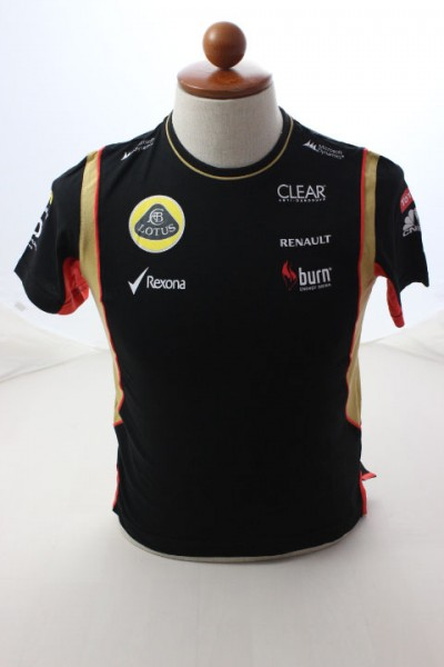 Lotus F1 Team Kinder T-Shirt