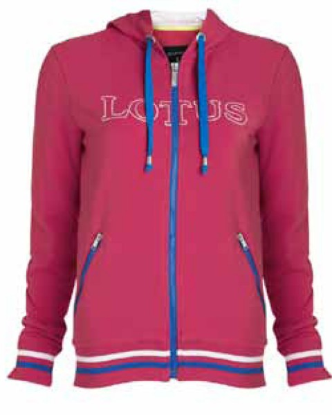Lotus Originals Women Sweatjacke pink