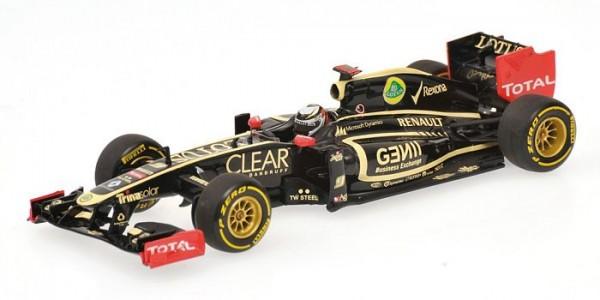Modellauto Lotus F1 Team Kimi Räikönnen 1:43