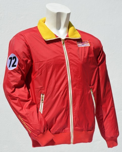Gold Leaf Team Lotus Jacke