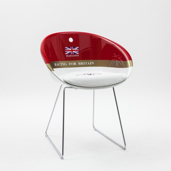 Motorsport Classic Chair Type 49 Gold Leaf