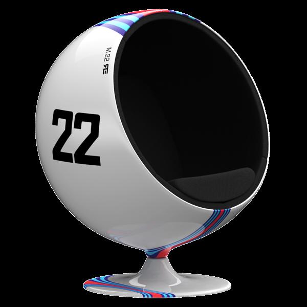 Motorsport Ball / Art Ball 917 Martini Racing