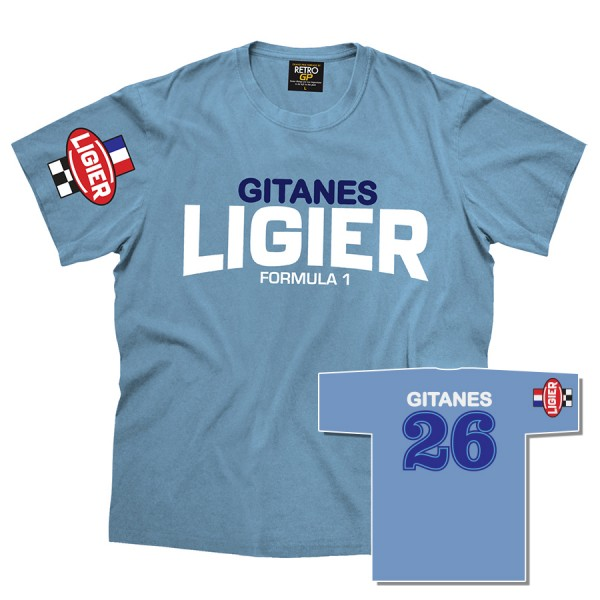 Ligier F1 Racing Team T-Shirt