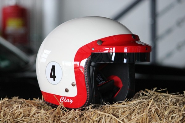Regazzoni Design Helm/ limitiert