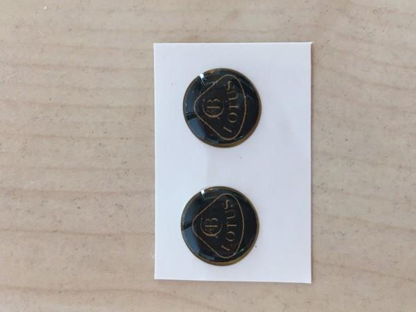 Lotus Gel-Aufkleber für Zündschlüsse Elise/ Schaltknauf