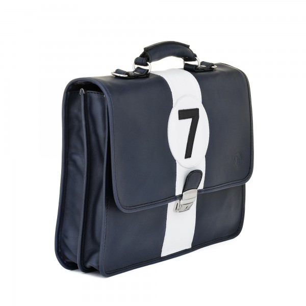 Stirling Moss Ferari Aktentasche/briefcase