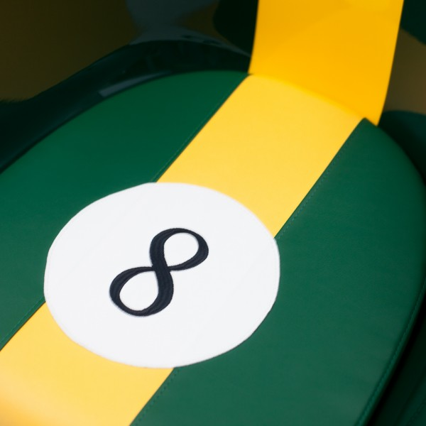Sitzkissen Lotus Type 25