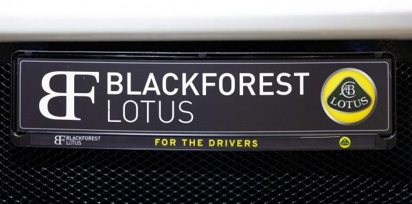 Kennzeichenhalter Lotus