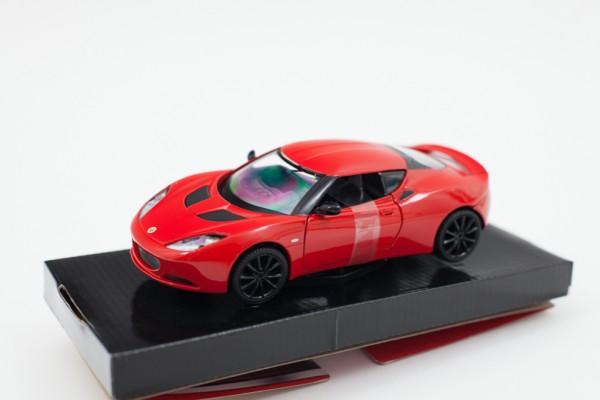 Modellauto Lotus Evora 1:24