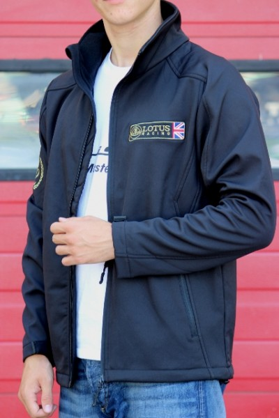 Lotus Racing Softshell Jacke